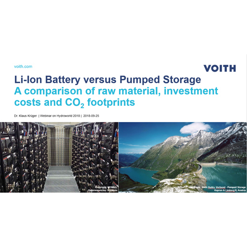 Storage Technologies – Comparison and Synergies