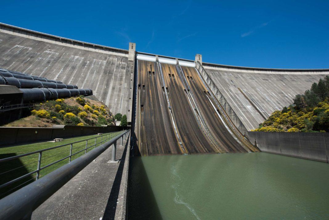 Shasta Dam California