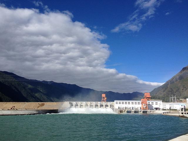 Huscherabach Hydropower Plant