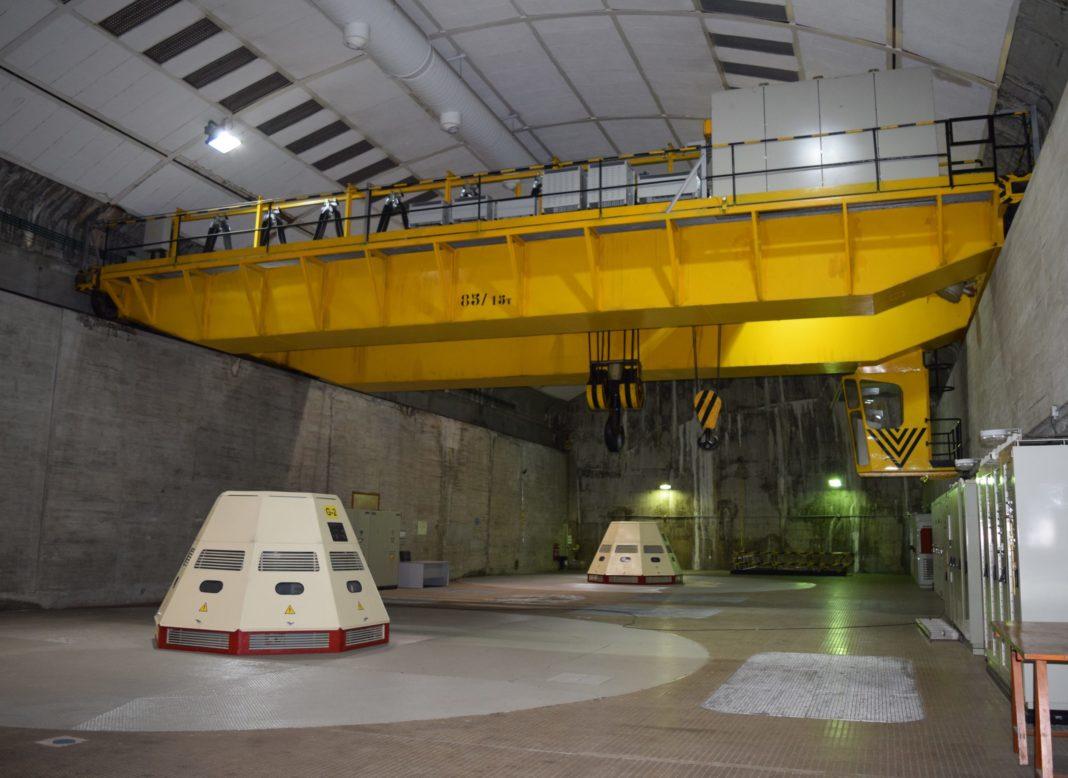 Torrejon pumped storage