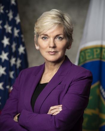 Granholm sworn in as 16th Secretary at U.S. Department of Energy