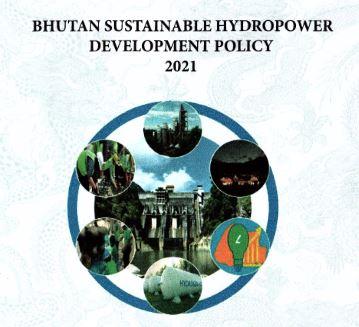 Bhutan hydropower policy