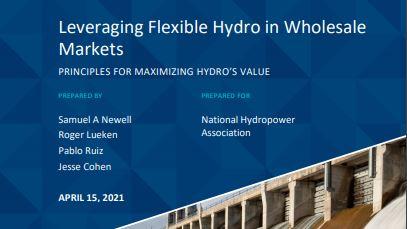 Leveraging Flexible Hydro