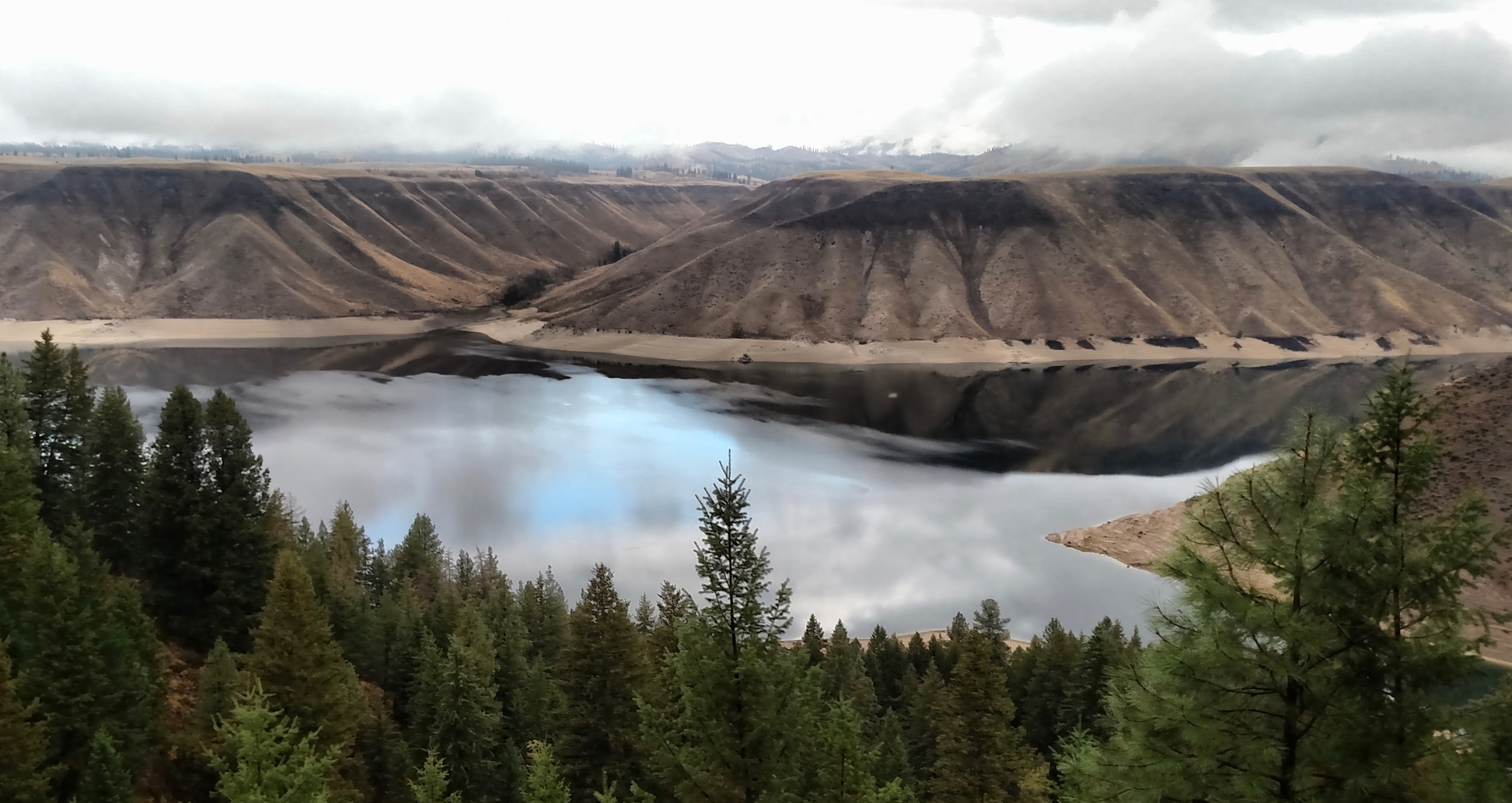Cat Creek site