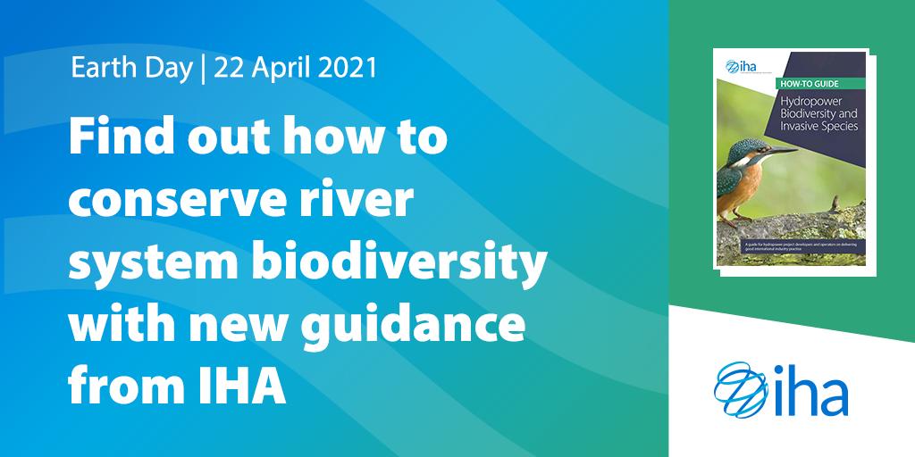 IHA biodiversity guide