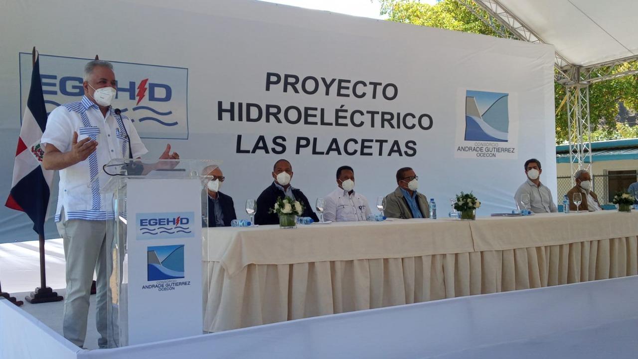 Las Placetas hydroelectric