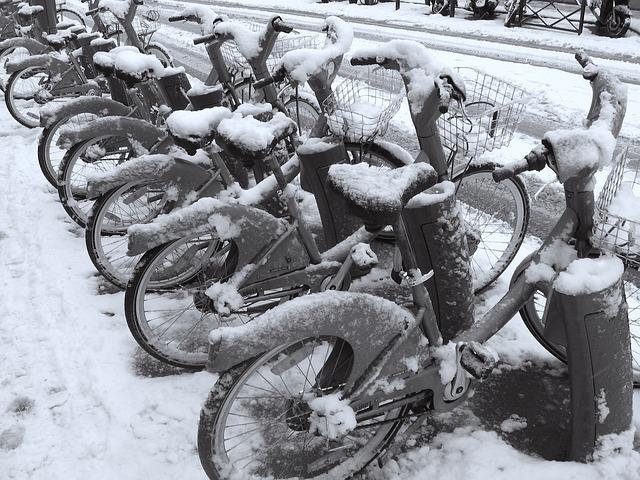 European cold snap