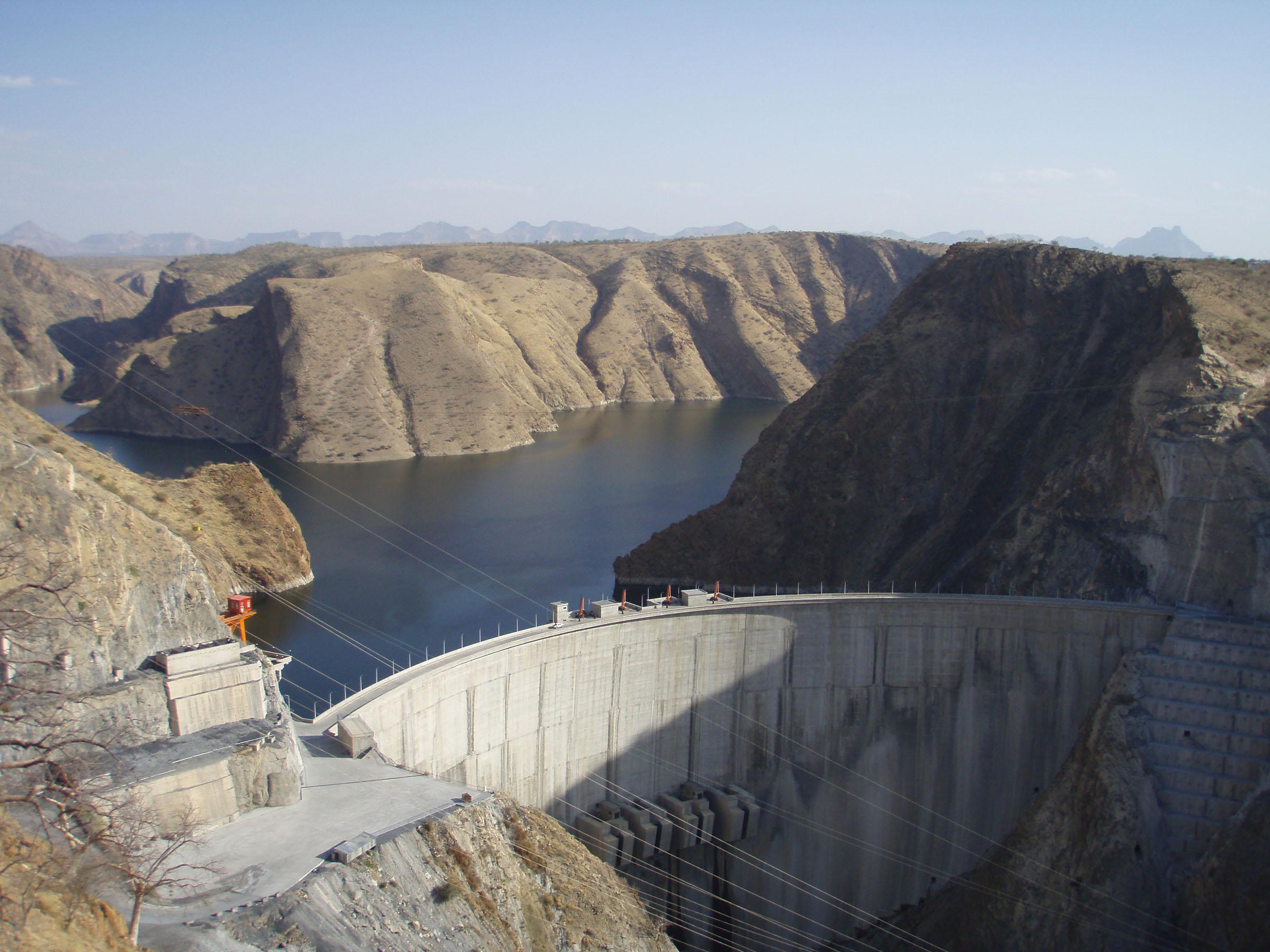 Tekeze hydroelectric project