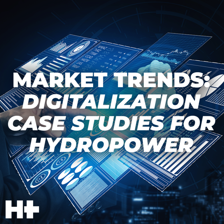 June HYDRO+ offers hydropower digitalization case studies