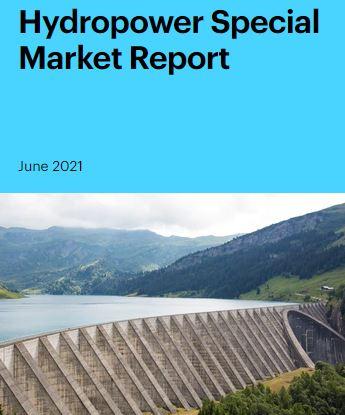 IEA hydropower report