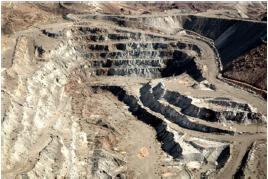 Eagle Mountain mine